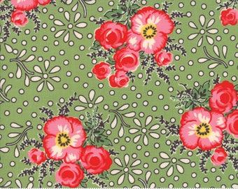 Green Merry Go Round Fabric - 21720 15 - American Jane - Moda