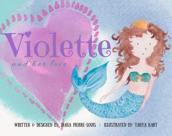 Children's short story: Violette and her love