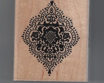 New ~ Rubber Stamp ~ Fassi Jewel