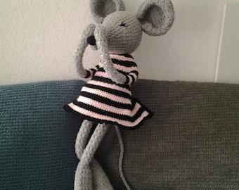Pretty mouse plush Zoe