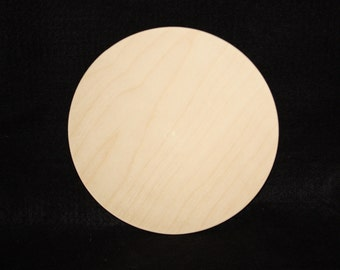 "10"" High Quality Wood Circle,10"" Wooden Craft Circle,Craft Circle,Unfinished Wood Circle,Wooden Circle,Wood Circle Plaque,Solid Baltic Birch"