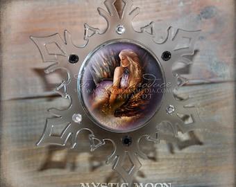 Daenerys Targaryen / Game of Thrones Christmas Ornament / Holiday Gifts / Christmas Gift Idea/ Nerd Gifts / Mother of Dragons / Jon Snow