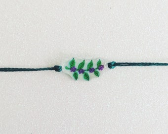 Beauty Berry choker