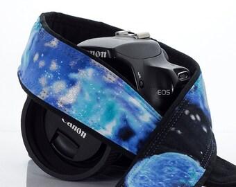 Camera Strap, dSLR, SLR, Canon, Nikon, Super Nova, Galaxy, Planets, Moons, Space, Cosmos, 175