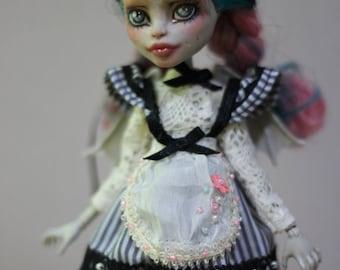 OOAK Monster High Doll Monster High repaint doll No.1
