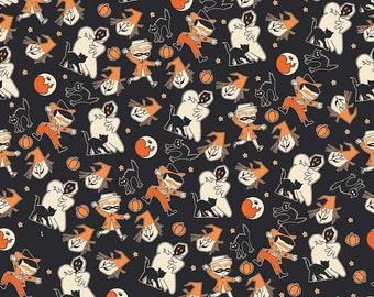 Halloween Treats Cotton Fabric    Riley Blake   By the Yard