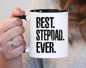 Best Stepdad Ever, Stepdad Gift, Stepdad Birthday, Stepdad Mug, Stepdad Gift Idea, Baby Shower, Mothers Day, mug gift