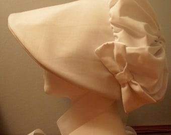 Elegant Historical Bonnet