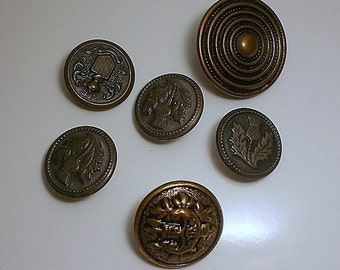 Buttons Metal Supply