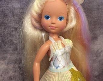 Vintage Lady lovelylocks  Lovely Locks Mattel doll