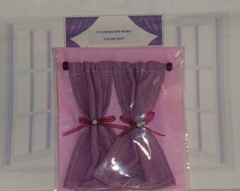 The Purple Curtain Range