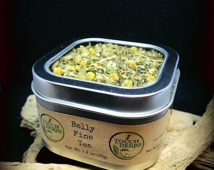 Belly Fine Tea - Tea for Belly Aches - Heartburn Relief