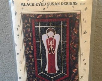 Black Eyed Susan Designs Starlit Angel Quilting Pattern