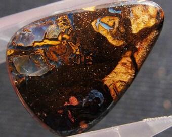 Opal boulder yowah - ref1109 - undrilled