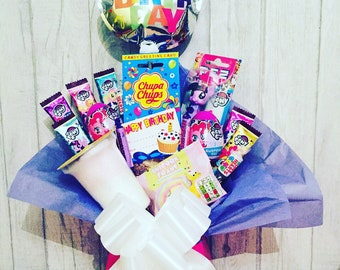 My little pony chocolate bouquet birthday gift childrens gift party gifts for girls