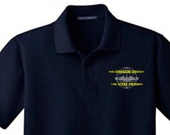 Onscene Unseen Polo Shirt