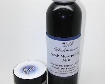 Juicy Peach Moisturizing Spray & Body Butter Kit