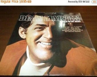 Save 30% Today Vintage 1968 Vinyl LP Record Gentle On My Mind Dean Martin Excellent Condition 3394