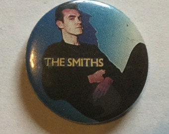 The Smiths Vintage Badge