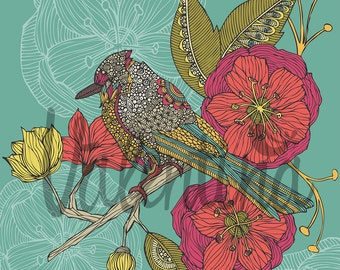 Zufrieden Constance 8 x 10 print