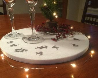 Mini Reindeer Confetti - 150 pieces