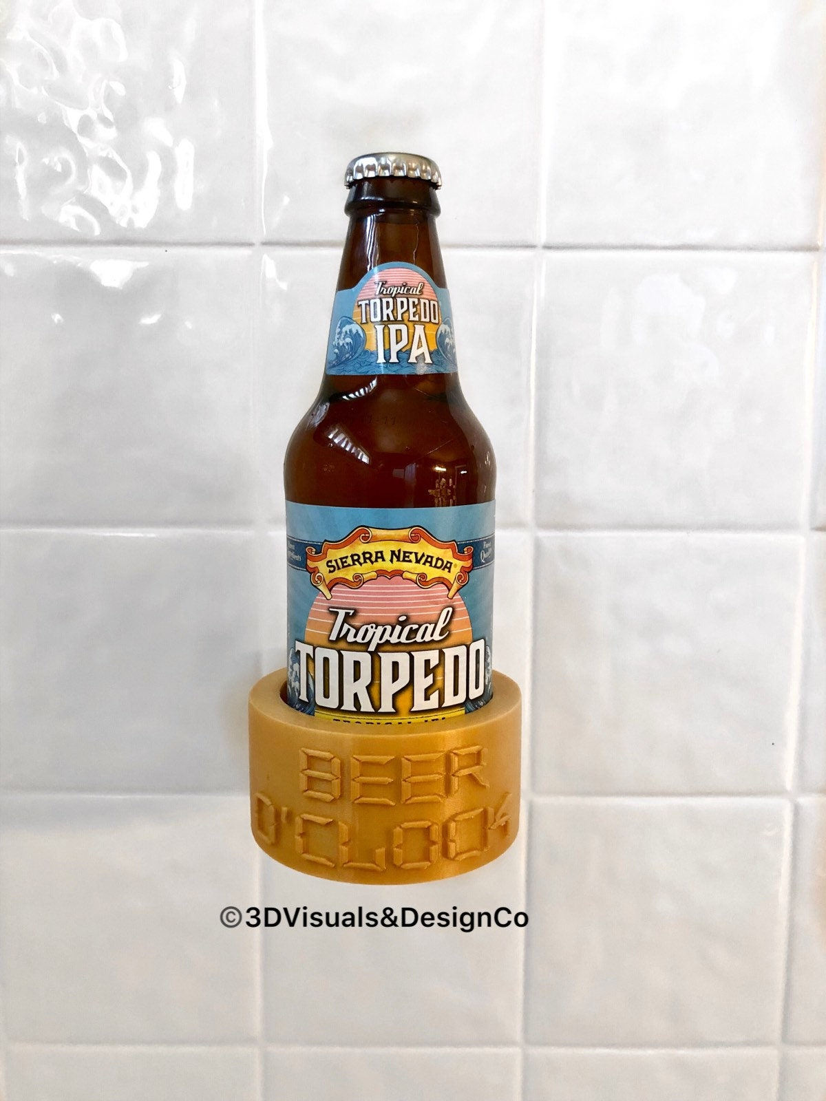 Shower Beer Holder - Groomsman Gift - Bathtub Beer Mug - Wedding ...