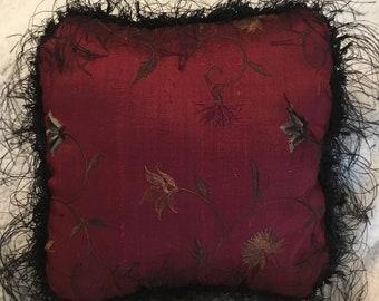 Decorative Pillow/Small Pillow/Gift/Inspirational Saying/Memento