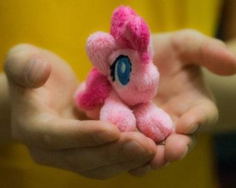 Custom Pony - Plush Toy - Handmade Cute Gift - Made to Order