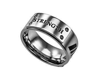 "MLX Ring ""Strength"""