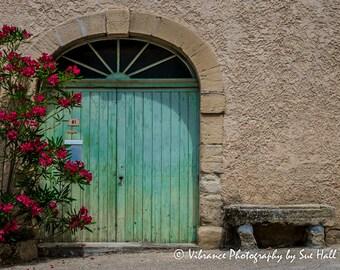 Green Door in Provence