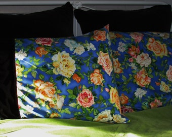 The Orchard Walk pillowcases