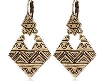 Inca Spirit earrings