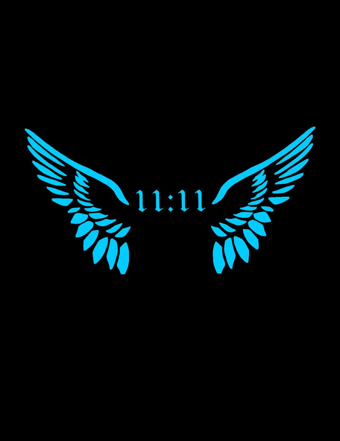 Free Shipping1111 Angel Wing Car Decal Angel Wings Car