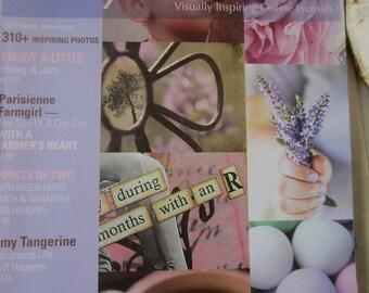 Artful Blogging Sommerset Studios Visually Inspiring Online Journals Feb/Mar 2011