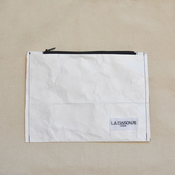 Tyvek Pouch Designed and made by LA MAISON76