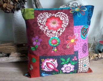 Cushion colors Bohemian 40x40cm