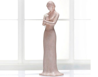 English Rose - Woman Sculpture