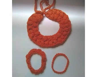 Goddess Necklace and Bracelets