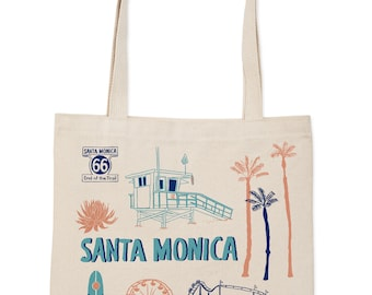 Santa Monica Everyday Tote