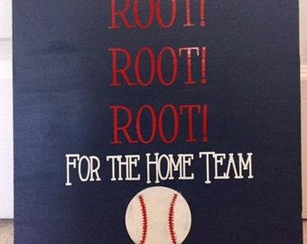 Baseball, Team, Home Team!