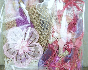 Spirit Art Doll Kit - Pink, Purple & Gold