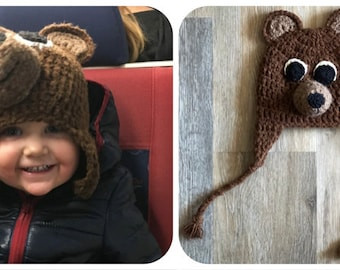 Bear Hat, Masha and the Bear Hats, Animal Hats
