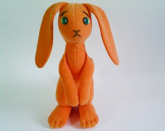 Bunny rabbit sewing pattern, Bunny Pattern, Rabbit pattern, Hare pattern, Bunny soft toy pattern, Doll sewing pattern, sewing patterns