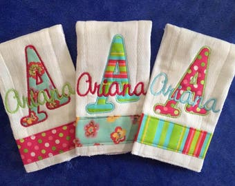 3 Burpie Infant gift set