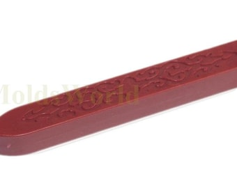 S046 1Pc Brown Red Sealing Wax Stick for Wax Seal Stamp