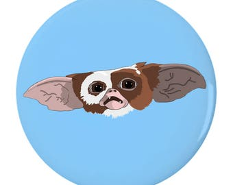 Gizmo 2.25inch Pin Back Button