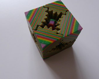 3D Printed Gear ube