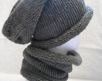 Luxury hats and cowls. Buy more than one item and save pounds.