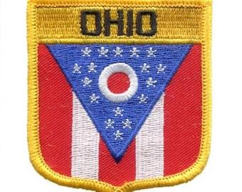 Ohio Patch (Iron on)