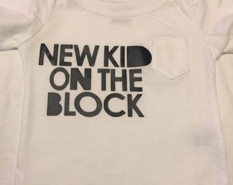 Boys/ New Kid On The Block T-Shirt